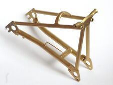 BROMPTON titanium rear frame triangle. Fit all bikes +2018 GOLD ed