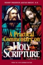 A Practical Commentary on Holy Scripture (TP) Knecht D.