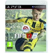 FIFA 17 PS3 GIOCO NUOVO SIGILLATO PAL ITALIANO 2017 SONY PLAYSTATION 3 ORIGINALE