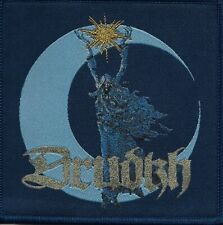 DRUDKH-HANDFUL OF STARS- WOVEN PATCH-GOLD GLITTER THREAD
