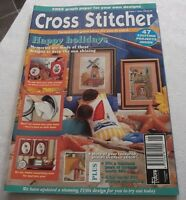A CROSS STITCHER MAGAZINE ONLY (NO FREE GIFT) JUNE 1993 ISSUE 7