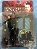 """WESLEY - ANGEL """"PARTING GIFTS"""" TOYFARE EXCLUSIVE BUFFY BTVS FIGURE"""