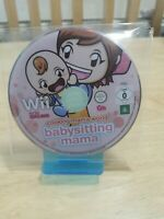 Cooking Mama World - Babysitting Mama - Nintendo Wii Game - Disc Only