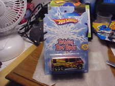 Hot Wheels Holiday Hot Rods GMC Motorhome