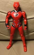 "Power Rangers Jungle Fury Red Tiger Ranger Action Figure 6"" tall (Bandai, 2007)"