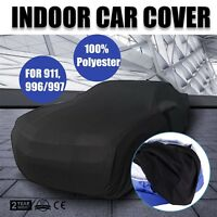 Soft Indoor Car Cover for Porsche 911 996/997 1967-2016 Protector Shield