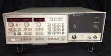 HP 8350B Sweep Oscillator w/  86250C RF Plug In~ EXCELLENT CONDITION!!!