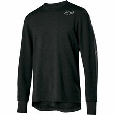Fox Racing RANGER THERMO LS JERSEY  - BLK - XL
