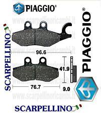Pasticche freno posteriore Piaggio Beverly dal 2010