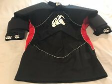 Body Armour Shoulder/Chest/Arm/Back Padded Football Goalie Shirt Youth XL TS8