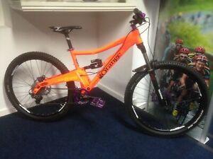 Orange 5 five mountain bike MTB 650b 27.5 HOPE Upgrades Tech E3 Renthal Rockshox