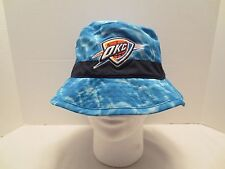 MITCHELL & NESS NBA SURF CAMO BUCKET HAT OKLAHOMA CITY THUNDER L/XL