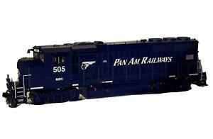 Athearn Genesis G40995 - HO Scale - Pan Am Railways GP40-2L - #505 w/DCC & Sound