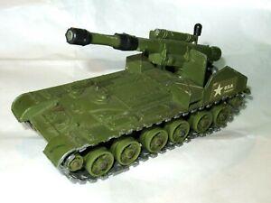 Dinky Toys 654 US 155mm Mobile Gun good inboxed