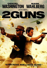 2 Guns (DVD, 2013) Denzel Washington, Mark Wahlberg  ***Brand NEW!!***