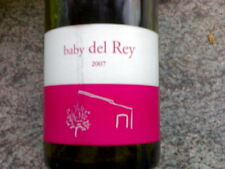 2 BABY DEL REY 2007 ROUGE 75 CL VIN DE PAYS DES COTES CATALANES (PARKER : 87)