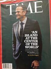 New Sealed TIME Magazine Leo Varadkar IRELAND Prime Minister 24 July 2017