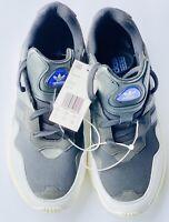 Adidas YUNG-96 Retro Runner Shoes White / Black / White Men's Size 9 NIB F97177