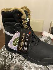 Rock Fall RF001 Alaska Freezer Safety Boot Size 10 Brand New