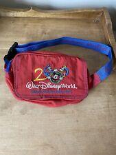 Vintage Walt Disney World Kids 2000 Festival Fanny Pack Bum Bag
