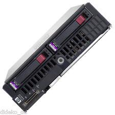 HP ProLiant BL460c G7 2x CPU-Kühler P410i/1GB iLO3 2x SFF 2x 10GbE (NC553i)