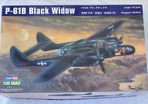 1/32 Hobby Boss P-61B Black Widow Airplane Model Building Kit (83209)