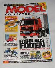 MODEL COLLECTOR JULY 2007 - FABULOUS FODEN/IRISH BUSES/THE RESCUERS