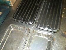 Ford Capri Mk1 Dummy Side Vent Set. N.O.S. V6 3000 GT XL E. Genuine 1600 2000