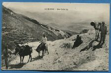CPA MAROC: Dar Caid Ito / 1915