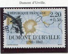 TIMBRE FRANCE OBLITERE N° 2522 DUMONT D'URVILLE / Photo non contractuelle
