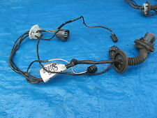 DOOR WIRING LOOM REAR O/S DRIVER from a FORD FOCUS 2.0 GHIA ESTATE 2001