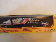 1994 Racing Champions 1/64 Transporter & Car Mark Martin Valvoline Nib Die cast