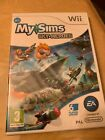 My Sims Sky Heroes /  Nintendo Wii New & Sealed PAL - Ea - Retro