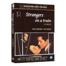 Strangers On A Train (1951) DVD - Alfred Hitchcock (New Sealed)