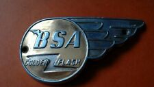 BSA A10 GOLDEN FLASH PETROL TANK BADGE ORIGINAL ITEM