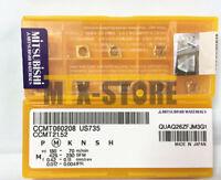 New MITSUBISHI KGT3N US735 Carbide Insert 10PCS//BOX