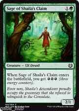 SAGE OF SHAILA'S CLAIM Kaladesh Magic MTG cards (GH)