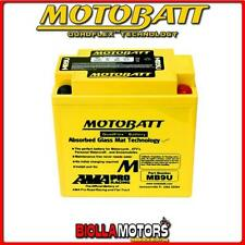 MB9U BATTERIA MOTOBATT YB9L-B AGM E06014 YB9LB MOTO SCOOTER QUAD CROSS
