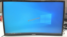 Samsung 23.5-Inch Screen Curved LED Lit Monitor LC24F396FHNXZA PC648653