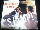 Jeremy Healy & Amos Stamp UK Remixes CD Single – Like New