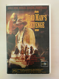 Dead Man's Revenge Classic Western Hard to Find Free Postage