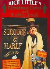 Rich Little S Christmas Carol and Rob 0805238817228 DVD Region 1