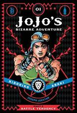 Jojo's Bizarre Adventure Part 2 Battle Tendency 1 by Horihiko Araki | Hardcover