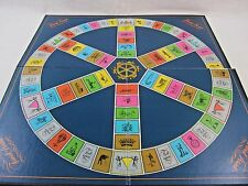 Trivial Pursuit Game Replacement Parts - Board Only - Genus Edition