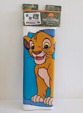 Vintage Simba Lion King Jumbo Decoration Priss Prints Easy Wall Stickers