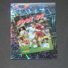 N°17 COUVERTURE 1992 FRANCE PANINI FOOTBALL FOOT 2006 2005-2006