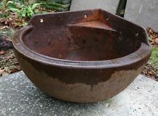 Victorian/Edwardian Corner Cast Iron Feeder /  Planter by Musgraves of Belfast