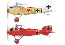 EDUARD MODELS  1:48 Albatros D III Biplane (Wkd Edition Plastic Kit)  EDU8438