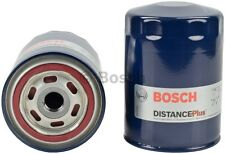 4 (Four) of Bosch D3500 Engine Oil Filter-Distance Plus Oil Filters NEW