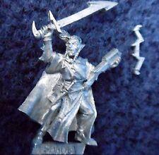2001 Dark Elf Shade 3 Games Workshop Warrior Drow Warhammer Army Assassin D&D Gw